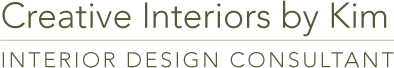 Creative Interiors by Kim-Interior Design Consultant